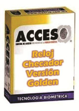 software acceso golden